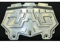 Защита радиаторов алюминий 4 мм для BMW X5 E70 (2007-2013)