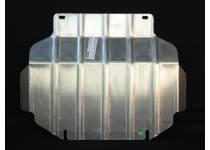 Защита картера двигателя алюминий 4 мм для Chevrolet Tahoe (2008-2012)