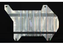 Защита раздатки алюминий 4 мм для Chevrolet Tahoe (2012-2015)