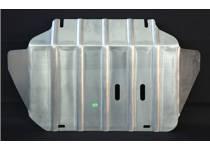 Защита ремней и трубопроводов алюминий 4 мм для Chevrolet Tahoe (2012-2015)