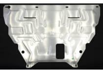 Защита картера двигателя и КПП алюминий 4 мм для Ford Kuga (2013-2015)