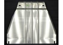 Защита раздатки алюминий 4 мм для Great Wall Hover H3 (2014-)