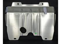 Защита рулевой рейки сталь 2 мм для Great Wall Hover H3 (2010-2013)
