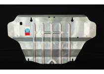 Защита картера двигателя алюминий 4 мм для Infiniti FX35/50 (2009-2012)