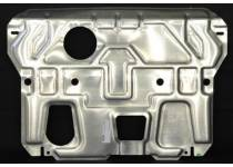 Защита картера двигателя и КПП алюминий 4 мм для Kia Sorento (2013-)