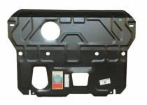 Защита картера двигателя и КПП сталь 2 мм для Kia Soul (2008-)
