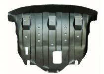 Защита картера двигателя и КПП композит 8 мм для Kia Sorento (2013-)