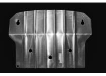 Защита радиаторов алюминий 4 мм для Land Rover Range Rover (2003-2012)