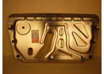 Защита картера двигателя и КПП алюминий 4 мм для Lexus RX350 (2013-)