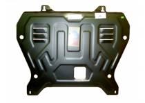 Защита картера двигателя и КПП сталь 2 мм для Nissan Juke (2011-)