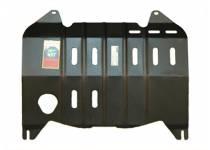 Защита картера двигателя сталь 3 мм для Nissan Murano (2010-2015)