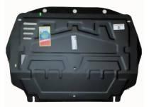 Защита картера двигателя и КПП сталь 2 мм для Skoda Yeti (2009-)