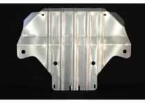 Защита картера двигателя алюминий 4 мм для Subaru XV (2012-)