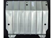 Защита картера двигателя и КПП алюминий 4 мм для Volkswagen Tiguan (2007-2016)