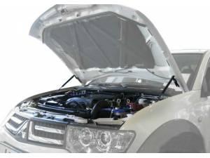 Амортизаторы капота на Fiat Fullback (2016-)