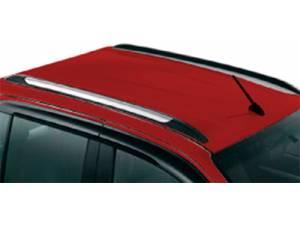Рейлинги крыши декоративные для Toyota Hilux Revo (2015-2019)