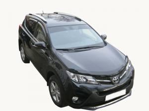 Рейлинги крыши OEM STYLE на Toyota Rav4 (2013-2019)