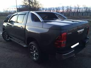 Крышка Carryboy GRX LID на Toyota Hilux Revo (2015-2019)