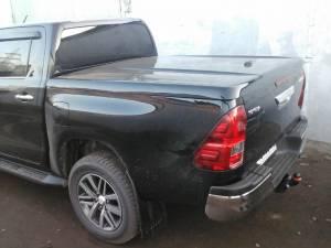 Крышка Carryboy SX LID на Toyota Hilux Revo (2015-2021)