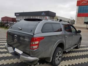 Кунг Euroline Canopy на Fiat Fullback (2016-)