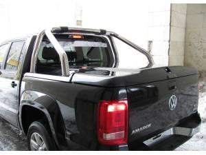 Крышка кузова Proform Sport Lid 2 (под оригинальные дуги) на Volkswagen Amarok (2010-)