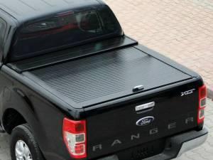"Алюминиевая крышка ""ROLL-ON"" (рольставни) на Ford Ranger T6 (2012-)"