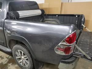 Крышка роликовая Hard Roll Up на Toyota Hilux Revo (2015-2019)