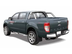 Крышка кузова Top Up с дугой безопасности на Ford Ranger T6 (2012-)