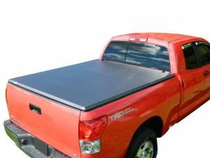 Крышка виниловая трехсекционная Kramco на Toyota Tundra (2007-2013)
