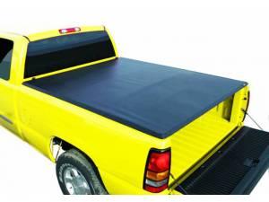 Крышка виниловая трехсекционная Winbo на Ford Ranger T5 (2007-2012)