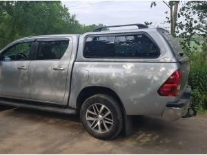 Кунг Aeroklas на Toyota Hilux Revo (2015-2019)