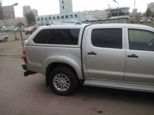 Кунг Alpha на Toyota Hilux (2006-2014)