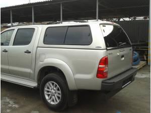 Кунг Carryboy S2 на Toyota Hilux (2006-2014)