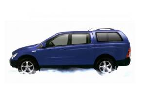 Кунг Carryboy S560 на Ssang Yong Actyon Sport (2012-)