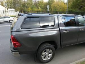 Кунг Carryboy S560 на Toyota Hilux Revo (2015-2019)