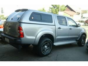 Кунг максимум на Toyota Hilux (2006-2014)