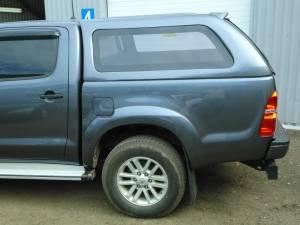 Кунг стандарт на Toyota Hilux (2006-2014)