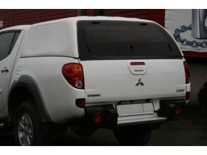 Кунг коммерческий (2 стекла) на Mitsubishi L200 (2006-2013)