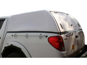 Кунг коммерческий (без стекол) на Mitsubishi L200 (2006-2013)