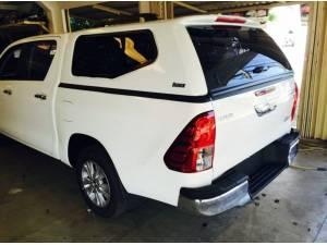 Кунг Smarttop SM2 на Toyota Hilux Revo (2015-2019)