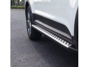 Боковые пороги OE-style для Hyundai Creta (2016-)