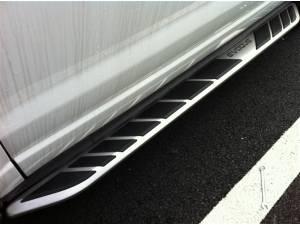 Боковые пороги OEM STYLE на Land Rover Range Rover Evoque (2011-)