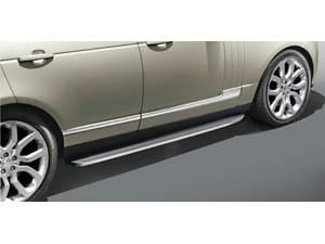 Боковые пороги OEM STYLE для Land Rover Range Rover Sport (2013-)