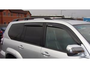 Рейлинги крыши OEM Style на Toyota Land Cruiser 120 (2003-2009)