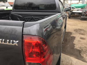 Накладки на боковые борта Maxliner для Toyota Hilux Revo (2015-2019)