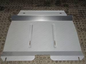 Комплект защит бака, дифференциала, картера алюминий 4 мм для Nissan Pathfinder (2014-)