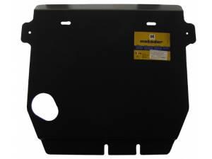 Защита двигателя, КПП, разд. коробки 3 мм, сталь для Nissan Patrol (2014-)
