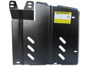 Защита топливного бака и топливных трубок 2 мм, сталь для Renault Duster
