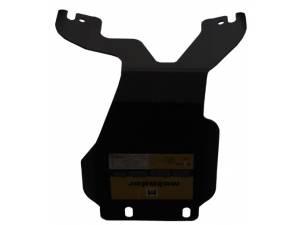Защита зад. дифференциала. 3 мм, сталь для Subaru XV (2012-)