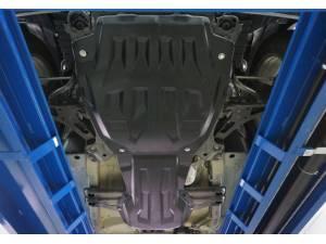 Защита картера двигателя и кпп 8 мм, композит для Suzuki Grand Vitara (5 дв.) (2005-2008)